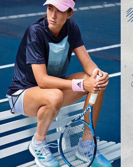 Adidas Tennis Parley Collection 10 Garbine Muguruza