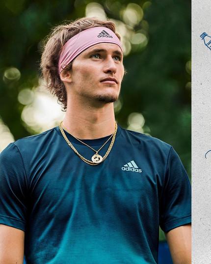Adidas Tennis Parley Collection 18 Sascha Zverev