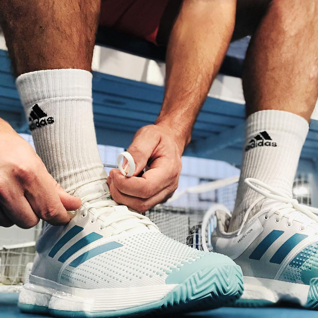 Adidas Tennis Parley Collection 21 Sascha Zverev