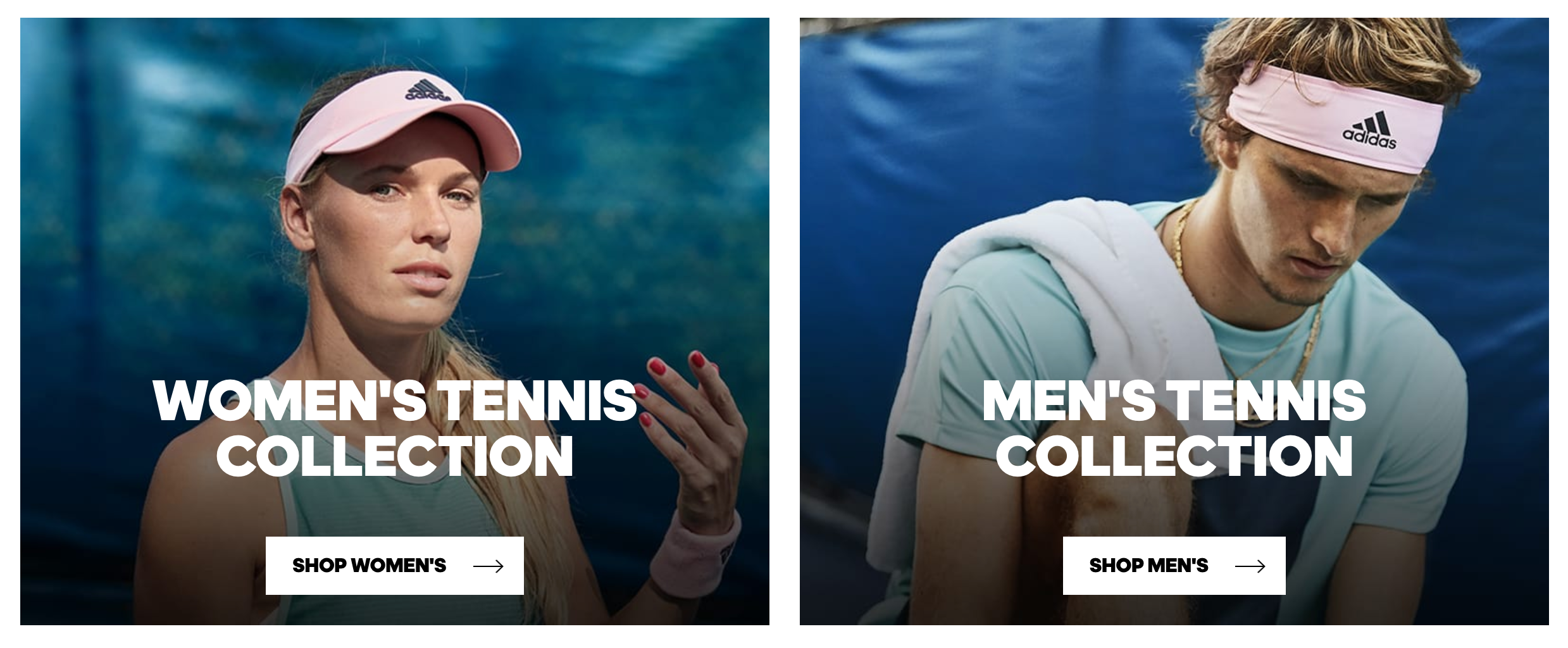 Adidas Tennis Parley Collection 2