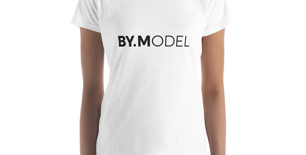 White t-shirt BY.MODEL