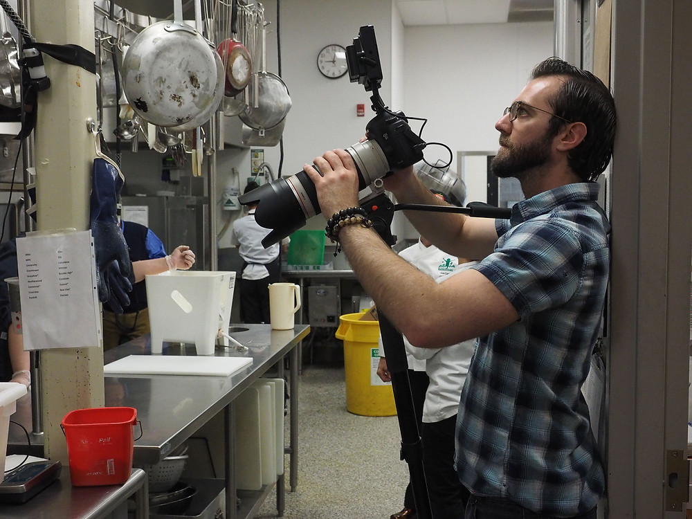 Commercial Photographer in Boulder, CO – Commercial Kitchen