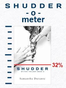 Shudder-o-Meter 1/3 complete!