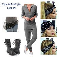 Style in Dystopia