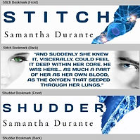 Stitch & Shudder Bookmarks