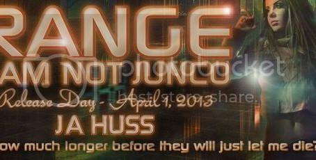 J. A. Huss Range/Magpie Release Day BLITZ