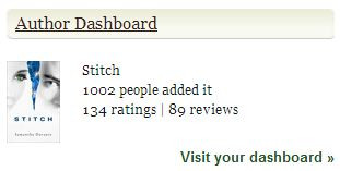 1,000 Adds on Goodreads!