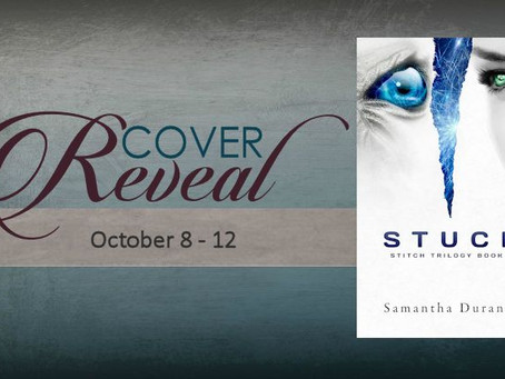 STUCK Cover Reveal + *Giveaway!*