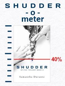 Shudder-o-Meter: 40%