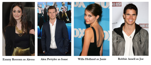 Stitch Actors