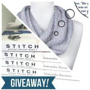 GIVEAWAY: Signed ARC & Limited Edition Stitch Scarf!