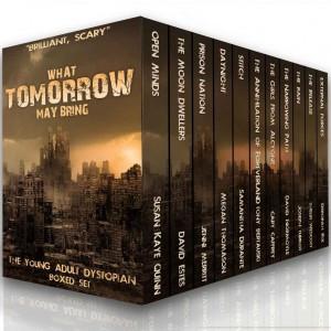 What Tomorrow May Bring - YA Dystopian Boxed Set