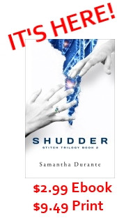 Shudder is here!  Get your copy today!