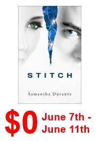 Stitch is Free!!