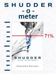 """Shudder-o-Meter reaches 71%! """"Racy!!!"""""""