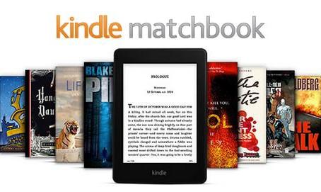 Distribution Updates – Kindle MatchBook, iTunes & More!