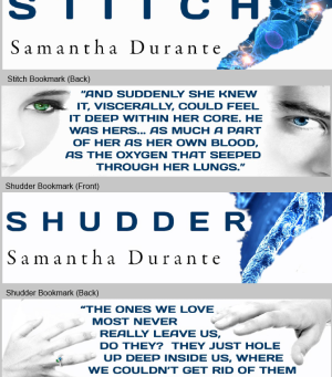 Awesome Freebie! Stitch Trilogy Bookmarks