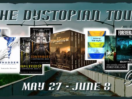 The Dystopian Tour – MASSIVE GIVEAWAYS!