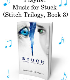 Stuck Music Playlist, Excerpt, Author Interview & More!