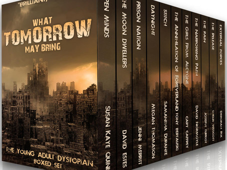 "Available NOW: ""What Tomorrow May Bring"" Box Set"