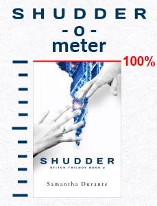 Shudder-o-Meter: 100%