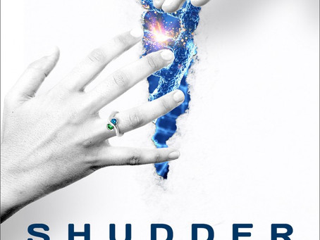 BIG ANNOUNCEMENT: Shudder is coming!!! Cover Reveals start TODAY