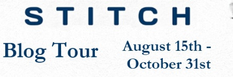 Announcing the Stitch Blog Tour! Aug 15th – Oct 31st