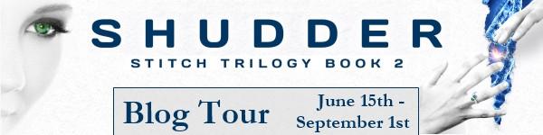 Shudder Blog Tour - June 15th to Sept 1st