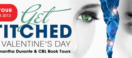 "Announcing ""Get Stitched for Valentine's Day"" & Review @ Literary Meanderings"