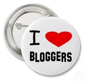 I Heart Book Bloggers!