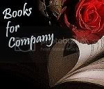 Author Interview & Giveaway @ Books for Company