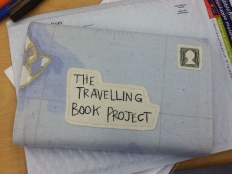 Adventures of the Travelling Book!