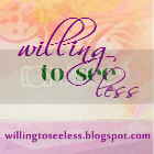 Author Interview & Ebook Giveaway @ Willing to See Less