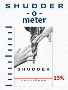 """Shudder-o-Meter update! 13% """"Isn't this a little, um, dirty?"""""""