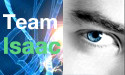 Team Isaac Badge