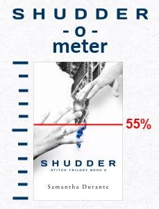 "Shudder-o-Meter hits 55%! ""Firepower? < maniacal grin >"""