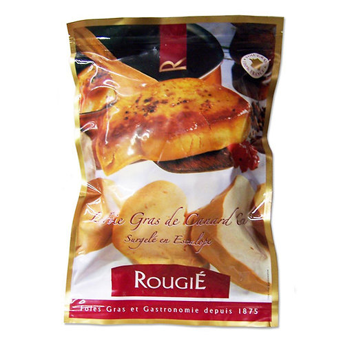 Rougie Sliced Duck Foie Gras (2.2lbs)
