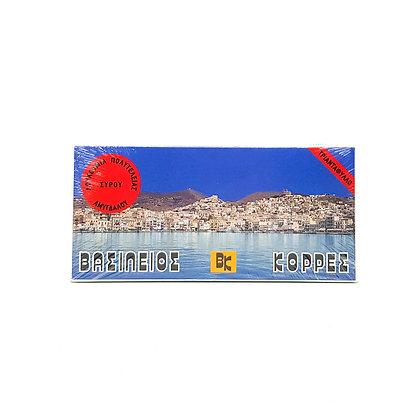 ΛΟΥΚΟΥΜΙ ΤΡΙΑΝΤΑΦΥΛΛΟ ΑΜΥΓΔΑΛΟΥ - TURKISH DELIGHT ALMOND & ROSE