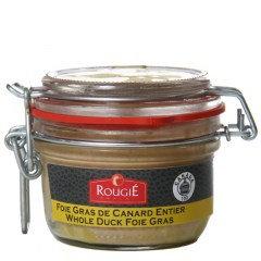 Whole Duck Foie Gras w. Armagnac