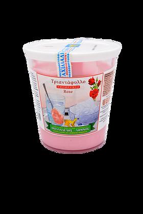 ΥΠΟΒΡΥΧΙΟ ΤΡΙΑΝΤΑΦΥΛΛΟ - ROSE FLAVORED SWEET