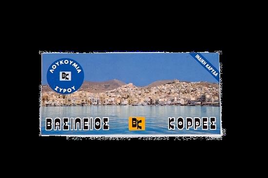 ΛΟΥΚΟΥΜΙ ΚΑΡΥΔΑ - TURKISH DELIGHT COCONUT