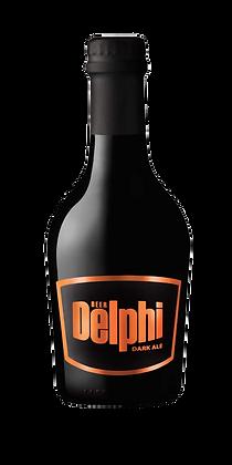 ΜΠΥΡΑ DELPHI DARK ALE - DELPHI BEER DARK ALE