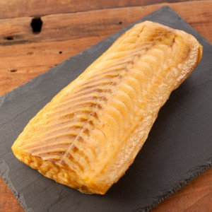 Triple Smoked Sturgeon – Unsliced 1.5 lbs