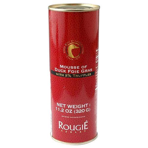 Mousse of Duck Foie Gras w. Truffle Tin 11.2oz