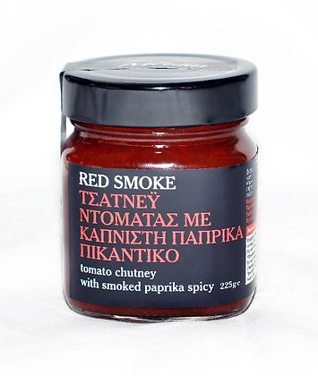 ΤΣΑΤΝΕΫ / CHUTNEY RED SMOKE