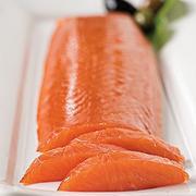 Scottish Royal Cut Heart Smoked Salmon 1 lb