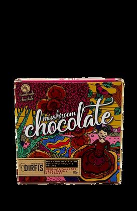 ΣΟΚΟΛΑΤΑ ΓΑΛ. ΜΕ ΜΑΥΡΗ ΤΡΟΥΦΑ & ΑΝΘΟ - MILK CHOCOLATE w/ BLACK TRUFFLE & SALT