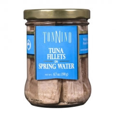 Tuna Fillets in Water 6.7oz