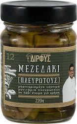 ΜΕΖΕΔΑΚΙ ΠΛΕΥΡΩΤΟΥΣ - MARINATED KING OYSTER MUSHROOMS