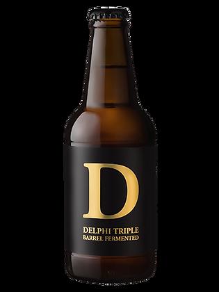 ΜΠΥΡΑ DELPHI TRIPLE - DELPHI BEER TRIPLE
